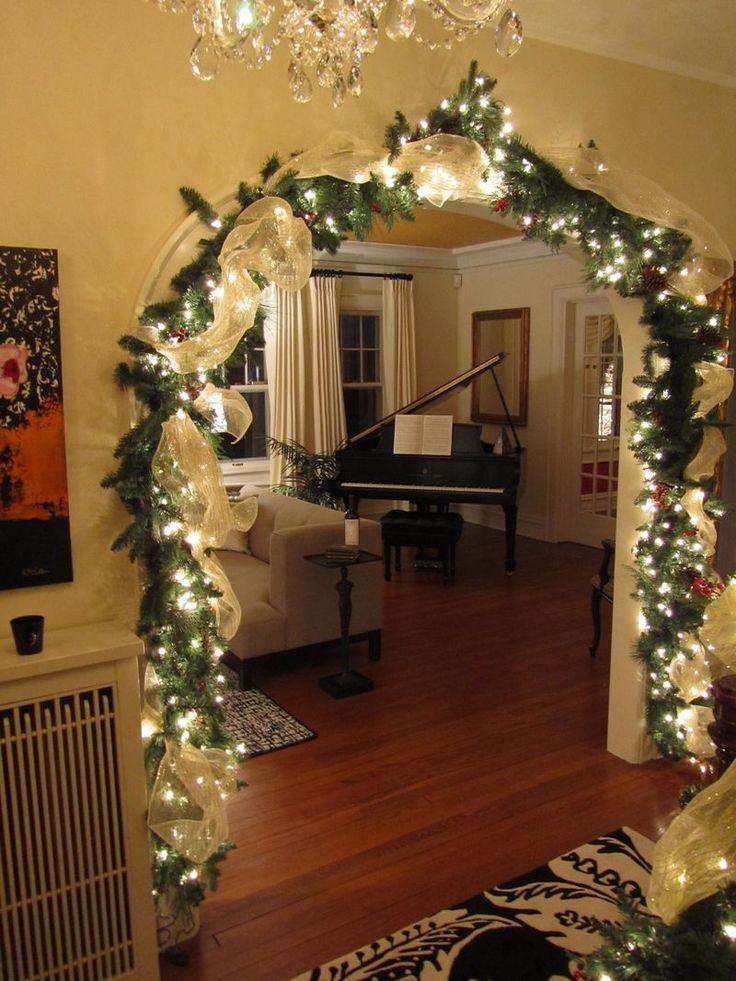 всё, чему как украсить комнату к новому году фото фоне